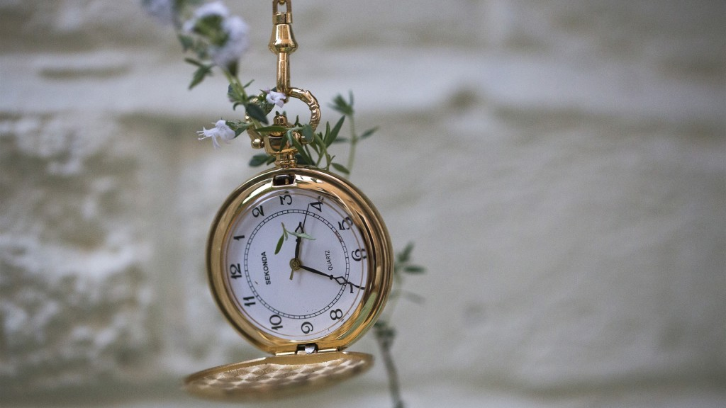 4K Pocket Watch wallpapers HD