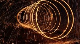 4K Spiral Photo