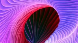 4K Spiral Wallpaper For The Smartphone
