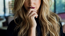 Ashley Tisdale Wallpaper For IPhone Free