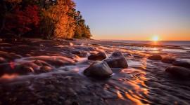 Autumn Sea Photo Download