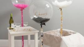 Balloon In A Box Photo