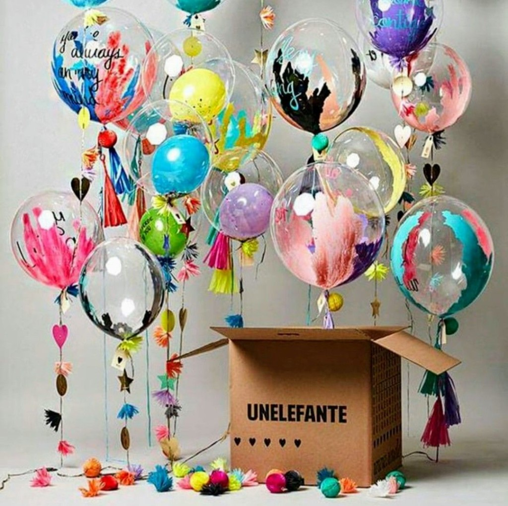 Balloon In A Box wallpapers HD
