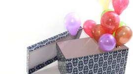 Balloon In A Box Wallpaper Gallery