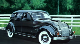 Chrysler Airflow Aircraft Picture