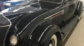 Chrysler Airflow Wallpaper For IPhone