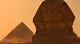 Dawn In Egypt Wallpaper