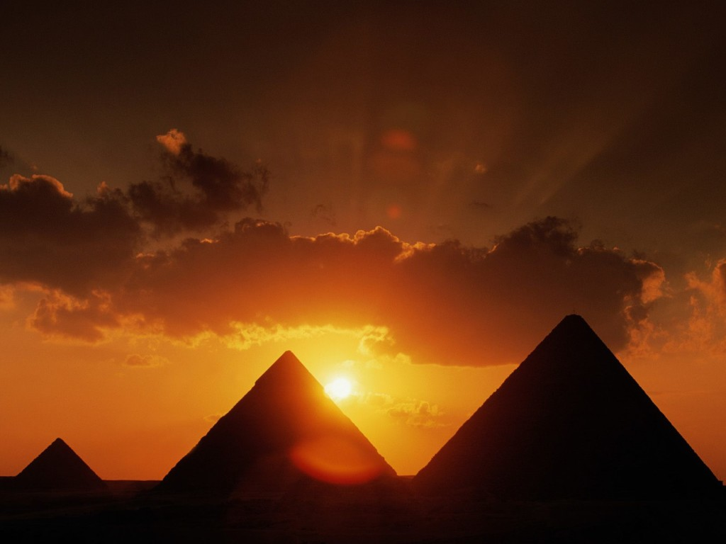 Dawn In Egypt wallpapers HD