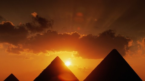 Dawn In Egypt wallpapers high quality