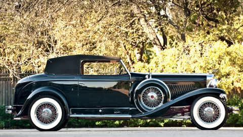 Duesenberg Model J wallpapers high quality