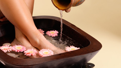 Foot Spa wallpapers high quality