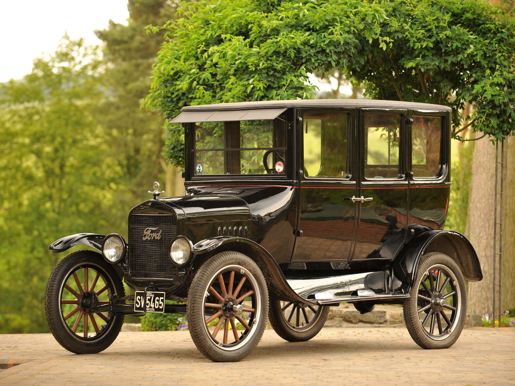 Ford Model T wallpapers HD