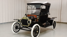 Ford Model T Desktop Wallpaper For PC