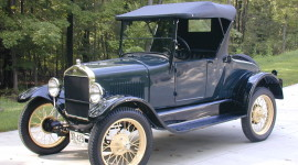 Ford Model T Photo Free
