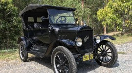 Ford Model T Wallpaper For Desktop