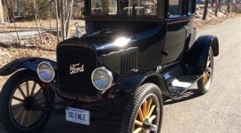 Ford Model T Wallpaper For IPhone