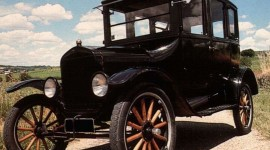 Ford Model T Wallpaper For PC