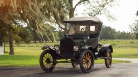 Ford Model T Wallpaper Free