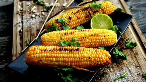 Grilled Corn wallpapers high quality