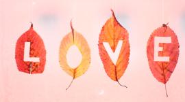 I Love Autumn Image Download