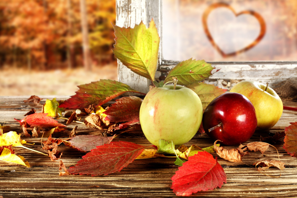 I Love Autumn wallpapers HD
