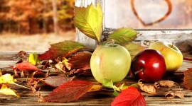 I Love Autumn Wallpaper