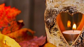 I Love Autumn Wallpaper For IPhone