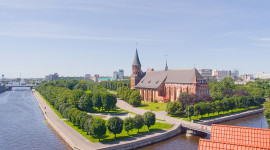 Kaliningrad Desktop Wallpaper HD