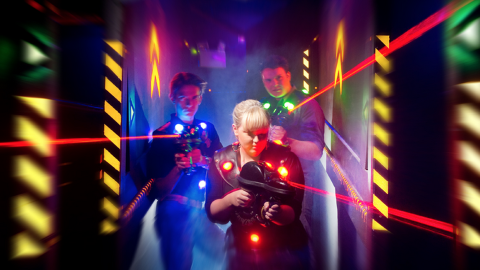 Laser Tag wallpapers high quality