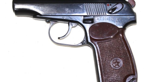 Makarov Gun wallpapers high quality