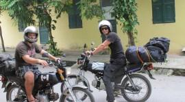 Motorbike Travel Wallpaper