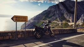 Motorbike Travel Wallpaper Download