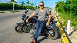 Motorbike Travel Wallpaper Download Free