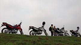 Motorbike Travel Wallpaper For Desktop