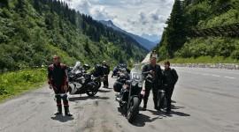 Motorbike Travel Wallpaper For PC