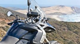 Motorbike Travel Wallpaper Full HD