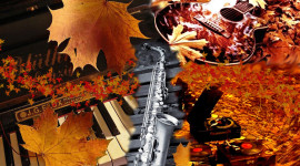 Music Of Autumn Aircraft Picture