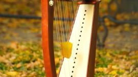Music Of Autumn Wallpaper For Mobile