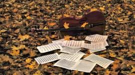 Music Of Autumn Wallpaper Gallery