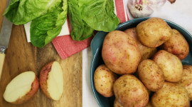 Pink Potato Wallpaper Free