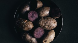Pink Potato Wallpaper High Definition