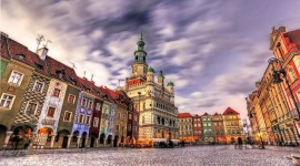Poznan Wallpaper Download Free