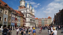 Poznan Wallpaper High Definition