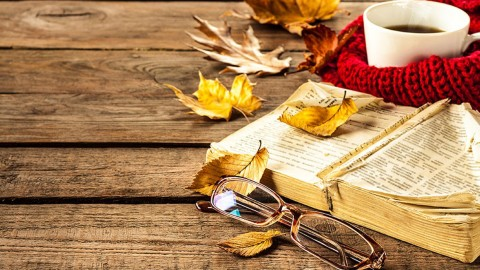 The Autumn Leaf Book wallpapers high quality