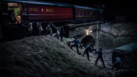 The Great Train Robbery wallpapers high quality