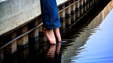 Water Feet wallpapers high quality