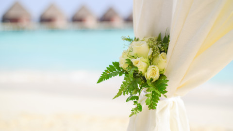 Wedding Ceremony In Maldives wallpapers high quality