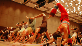 Yoga Conference Wallpaper High Definition