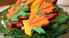 Autumn Cookies Photo