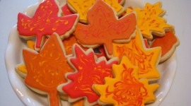 Autumn Cookies Wallpaper Free